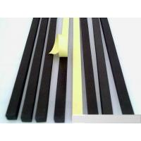 Buy cheap SGS Shock Absorber Material , Rubber Abrasion Resistant  Flexible EPDM Foam Tape from wholesalers