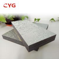 Cheap Ductwork Insulation HVAC Insulation Foam Closed Cell Cross Linked 25-300kg/m3 Density wholesale