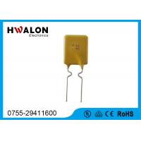 Cheap 75A 72v Resettable Thermal Fuse Pptc Thermistor For Communication Equipment wholesale