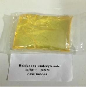 Cheap Boldenone Undecylenate Steroid Hormone Powder Muscle Growth Cas 13103-34-9 wholesale
