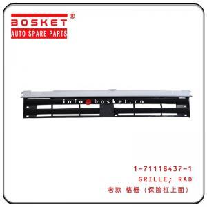 Cheap 1-71118437-1 1711184371 Isuzu Body Parts Radiator Grille For FSR FTR wholesale