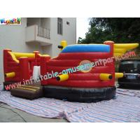 Cheap Custom Design Small Pirate Jumping Castles, Commercial Bouncy Castles for Children wholesale