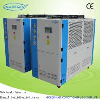 Cheap Industrial Chiller Units For Cooling Machine , Low & High Pressure Protection wholesale