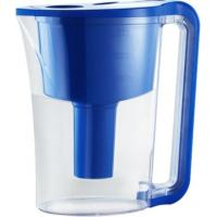 Cheap AS / ABS / PP Direct Drinking Plastic Water Filter Pitcher Display Sreen Included 3.5L wholesale