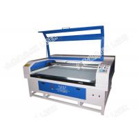 Cheap Single Head Plywood Laser Cutting Machine , Cnc Laser Cutting Machine For Mdf wholesale