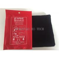 Cheap Corrosion Resistance Emergency Space Fire Protection Blanket , Fire Blankets For Homes for sale