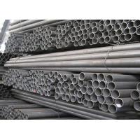 Cheap Seamless Weld Steel Tube ASME / GB , Round Alloy Steel Pipe 3 - 8 m wholesale