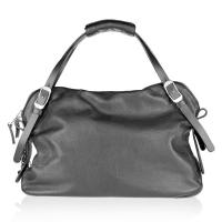 Cheap Hobo Stylish Full Grain Leather Bag / Ladies Leather Shoulder Handbags wholesale