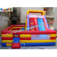 Cheap ODM Jumping slide, Outdoor Commercial Inflatable Slide 7.5L x 7W x 5.2H Meter for Child wholesale