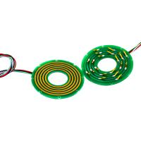 Cheap 2 Circuits Pancake Slip Ring with Separate Stator and Rotor for Air-to-Air Missiles wholesale