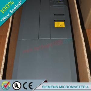 Cheap SIEMENS Micromaster 4 6SE6440-2UC27-5DA1 / 6SE64402UC275DA1 wholesale