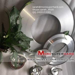 Grinding hard alloy thermal spray coating   sarah@moresuperhard.com
