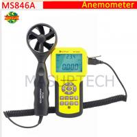 Cheap Portable Electronic Wind Anemometer MS846A wholesale