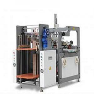 Cheap 3KW 90pcs/Min Rigid Box Corner Pasting Machine wholesale