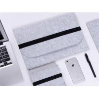 Cheap Recyclable Laptop Sleeve Case Convenient For Carrying Mobile Phone / Notebooks wholesale