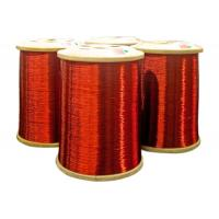 Cheap OEM 2mm Aluminium Round Enameled Copper Wire for Motor fans Welding Transformer wholesale