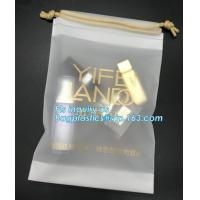 Cheap Customized Biodegradable Laundry Bags Environment Friendly Hotel Packaging Clothes wholesale