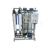Cheap Self - Motion Deionized Ultrafiltration Membrane System 1m3/hr Water Treatment Plant wholesale