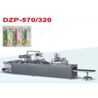 Cheap DPZ-320 High Output Automatic Tablet Blister Packing Machine for Scissors wholesale