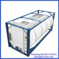 Cheap Portable iso Tank Container   20 feet LNG tank   WhatsApp:8615271357675  Skype:tomsongking wholesale