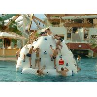 Cheap Residential Inflatable Intimidating Iceberg / Inflatable Water Sports wholesale