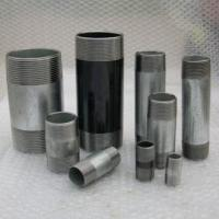 Cheap Plumbing fittings steel pipe nipples wholesale