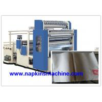 China Multi- Cylinder Tissue Paper Napkin Making Machine For Producing Toilet Paper on sale