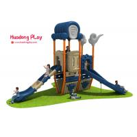 Cheap Handstand Dream Cloud Kids Outdoor Playset , Kids Playground Slide Customized Color wholesale