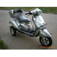 Cheap Air Cooled 3 Wheel Electric Disabled Scooters With 4 Stroke wholesale