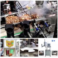 China High Speed Liquid Nitrogen Injection Machine For All Kind Round Cans on sale