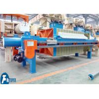 Cheap Automatic Membrane Filter Press Equipment For Mining Tail Pulp Treatment wholesale