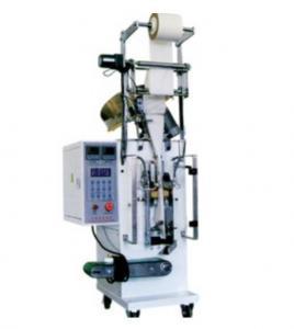 Cheap 3 - Side / 4 - Side Vertical Sachet Packaging Machine , Powder / Liquid Pouch Packaging Machine wholesale