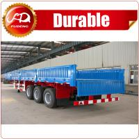Cheap 2016 China hot sale curtain side trailers for sale wholesale