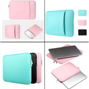 Cheap Casual Neoprene Laptop Sleeve BagRusable Zipper Closure For Apple Ipad MacBook wholesale