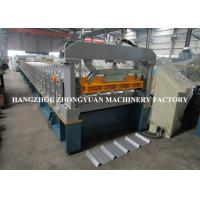 Cheap CE Forming Speed 30m/Min High Speed Roll Former Machine CNC Processed Rollers wholesale