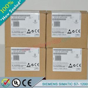 Cheap SIEMENS SIMATIC S7-1200 6ES7297-0AX30-0XA0/6ES72970AX300XA0 wholesale