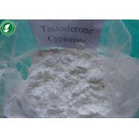 Quality Injectable Testosterone Cypionate Steroid , Bodybuilding Test Cyp Powder 58-20-8 for sale