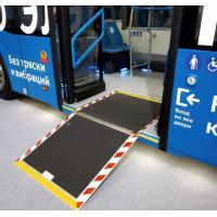 Cheap Manual bus and vehicle wheelchair access ramp wholesale