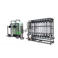 Cheap Industrial PVDF Ultrafiltration Membrane System 10M3 Containerized System wholesale