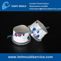 Cheap 200g plastic Sweet Packaging Containers mould with In-Mould -Label wholesale