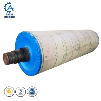 Cheap Paper Machine Blind Drilled Press Roll for toilet paper machine wholesale