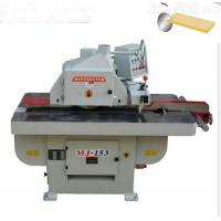 Cheap MJ5 automatic electric wood single straight line rip saw machine price wholesale