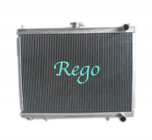 Cheap High Performance Aluminum Car Radiators for 99-01 NISSAN SKYLINE GT-R R34 MT wholesale