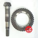 Cheap Truck Spiral Bevel Gear Modulus 6.4 , Crown Wheel and Pinion Gear wholesale