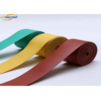Cheap PE Medium Voltage Heat Shrink Tubing , High Strength Flexible Insulated Tubing wholesale