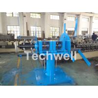 Cheap Accessories Of Cold Roll Forming Machine , Manual Double Head Hydraulic Uncoiler Machine wholesale