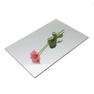 Cheap 1220 x 2440mm Aluminum Composite Panel Sheet Fireproof Aluminum Composite Panel Sheet 5MM wholesale