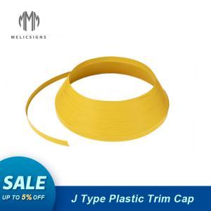 Cheap Lemon Yellow Led Channel Letters Aluminum Sheet Coil Aluminum 2021 Roll Channel Letter Aluminium/plastic Trim Cap wholesale