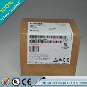Cheap SIEMENS SIMATIC S7-1200 6ES7298-2DS23-0XA0/6ES72982DS230XA0 wholesale