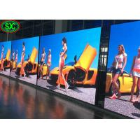 Buy cheap Super Thin Stage LED Screens P4.81 Church Video Wall Panel Display Events from wholesalers